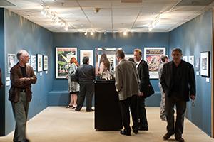 Exhibition held in Los Angeles