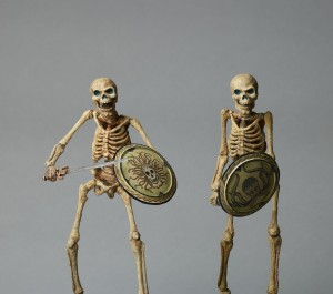 See Ray Harryhausen's original models and artwork at the National Galleries of Scotland from May 23rd- October 25th 2020.