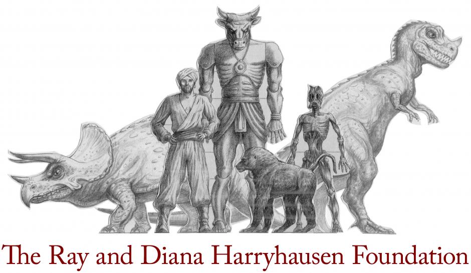 Logo Harryhausen Foundation Hi Res