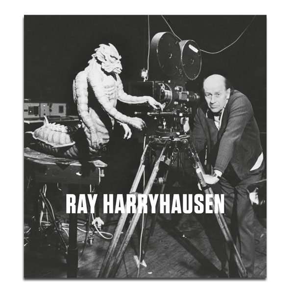 Ray Harryhausen Titan of Cinema (paperback)